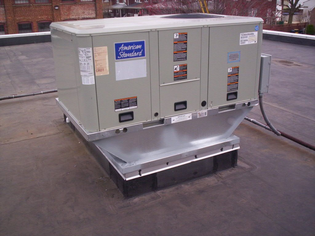 free quotes on new commercial and industrial heating and cooling  #45446A